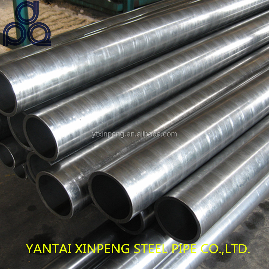 top manufacture cold drawn seamless mechanical inner honed steel tube
