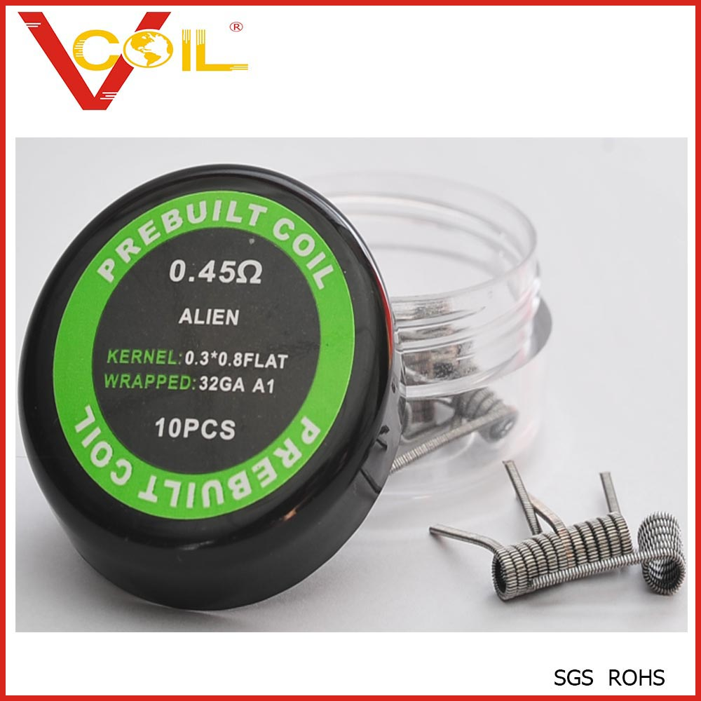 Alien wire <strong>A1</strong> Clapton Coil Wire fancy heating coil wire wholesale vape