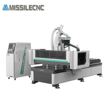 High ATC CNC Wood Router with HSD Spindle