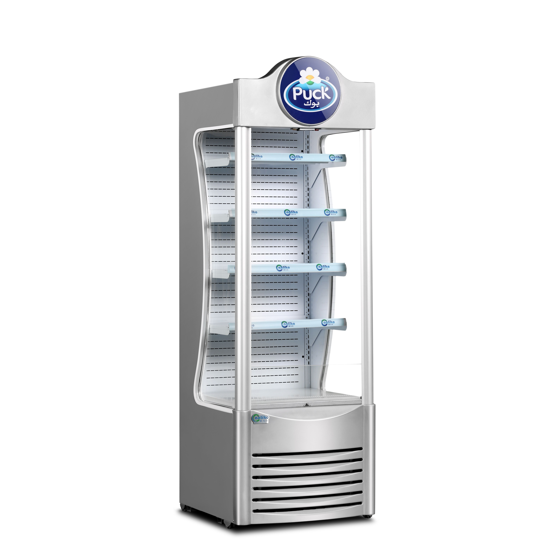 Plug In Cooler >> Plug In Vegetable Beverage Multideck Display Cooler Buy Open