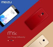 2017 New Meizu m5c android mobile phone, 4G LTE 5.0 inch HD IPS display screen meizu cellphone