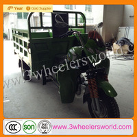 2014 China best selling 300cc Water trike motorcycle/zongshen roda/gasoline tricycle for sale