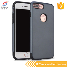 New products tpu pc logo customized phone case cover for iphone 7