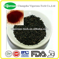 Factory supply high quality green tea extract powder