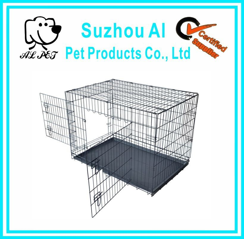 New Portable Folding Iron Fence Dog Kennel