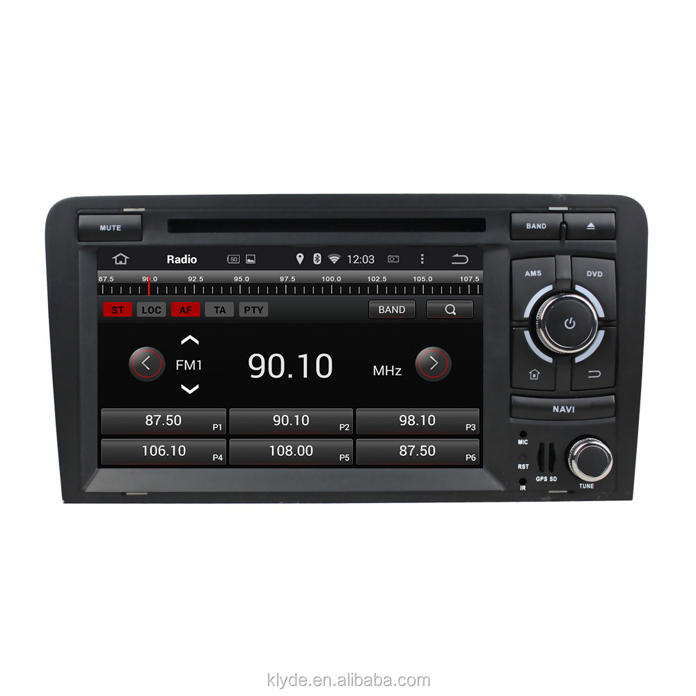 Yahoo cn digital panel car DVD with GPS Bluetooth TV FM Touch