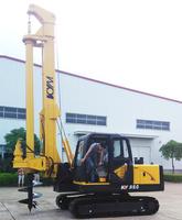 easy control hydraulic mining oil drilling rig