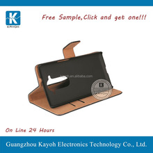 [kayoh] flip leather case for xiaomi mi4i