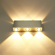 Factory Supply Fashion Wall Lighting Decorative Lamp Indoor Wall Light Modern Led Wall Lamp