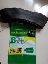 Nigeria office Chinese manufacturer A grade motorcycle inner tube in store 3.00-18 with low price