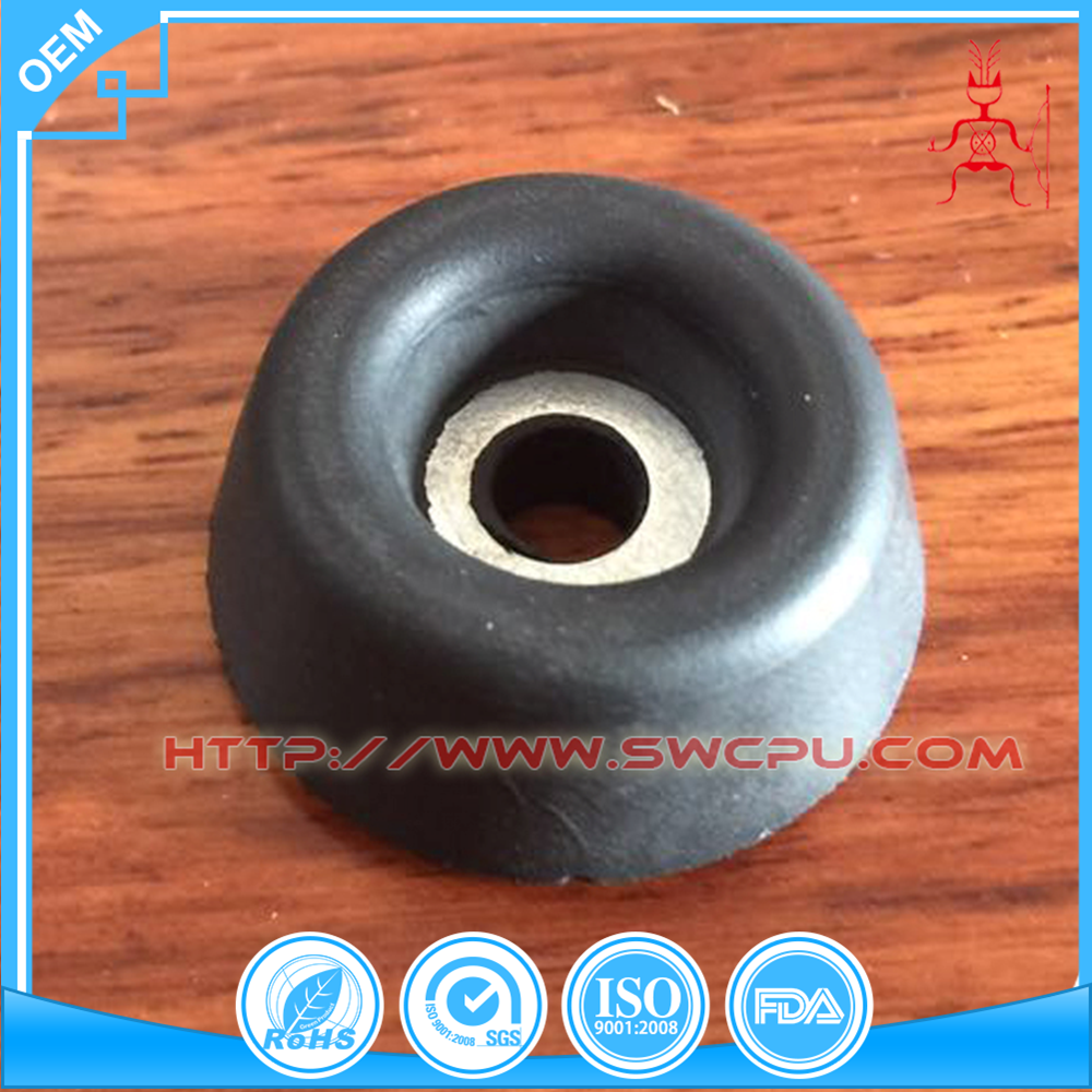 Customized products black pipe plug rubber cap stopper