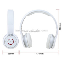 High-resolution dynamic bluetooth headset made in china ideal accessory for music lover