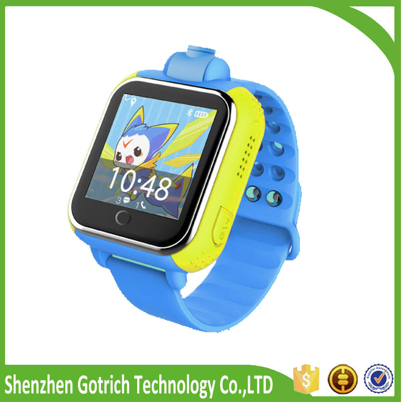 Cheap newly design kids guard gps watch tracker cellphone with ce rohs smart watch