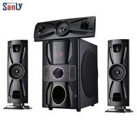Hot selling 2.1/3.1 multimedia speaker home theater Karaoke system with 3D surround sound