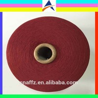 Low Price 100% cotton yarn from China