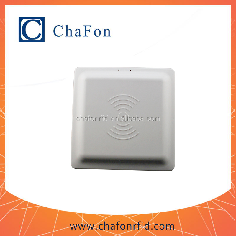 ultra high frequency uhf rfid circular antenna with 7dbi gain made by UV or ABS material