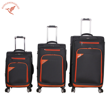 China factory supply cheap and high quality travel suitcases trolley luggage bags set
