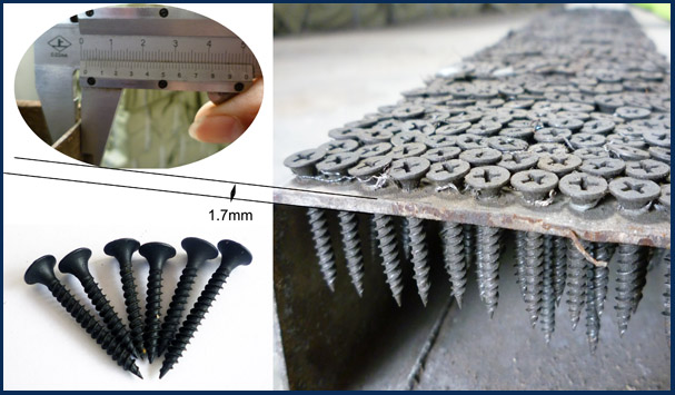 hot sale screw supplier for drywall screw hex head,flat head and pan head self drilling self tapping screws
