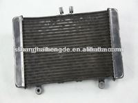 Full aluminum radiator 2 Row For Ford Mercury Cars 42-48 w/Chevy Engines plastic tanks for radiators