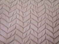 Double side wool quilted fabric ,coat quilting fabric