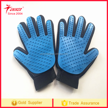 2017 trending products pet brush glove