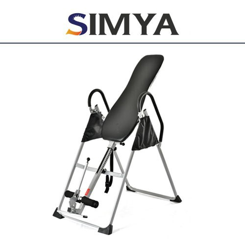 China Gravity Fitness Therapy Fold Physical Therapy Exercise Inversion Table
