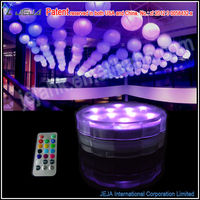 China best selling led holiday wedding remote light for large event tents