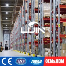 Export Quality Customization Heavy Duty Power Warehouse System Rack