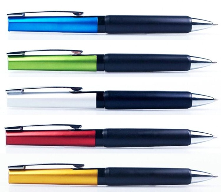 2016 china hot sale good quality plastic ball pen with logo