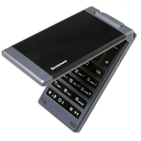 Lenovo MA388 3.5 inch Business / Elder Flip Mobile Phone, FM & Flashlight & Camera, Bluetooth, Dual SIM, GSM Network