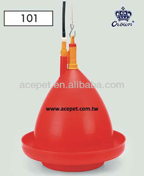 101 New Pistol Type Automatic Drinker For Poultry