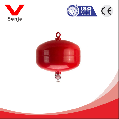 6Kg ABC class suspended dry powder fire extinguisher