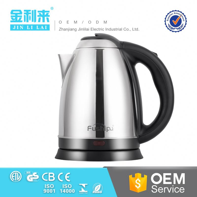 Electric appliances 1.8l small kettle with temperature controller