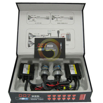 Wholesale Headlights auto Xenon HID Kits H4 xeno