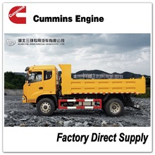 Sitom Cummins 190HP 12 ton 15 ton 16 ton tipper truck dimensions customizable for sale - LHD / RHD