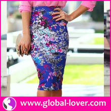 2015 factory price mature women in skirts
