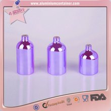 50ml rocket d aluminum perfume bottles with aluminum cap