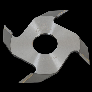 160*4.0*50*4T woodworking finger joint cutter