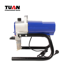 Reconditioned paint sprayers for acrylics painting with piston pump