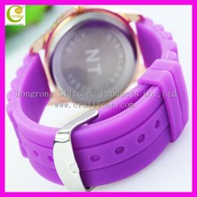 2015 China supplier new silicone watch bands colorful cute children silicone slap watch band