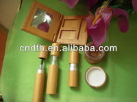 Bamboo make up tools(eco)