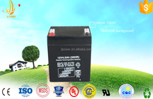deep cycle ups solar power station panel battery 12v4ah ups external battery