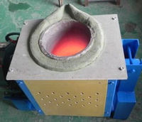 cheap crucible melting furnace for sale