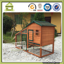 SDR24 Wooden Outdoor Pet Products Rabbit Run