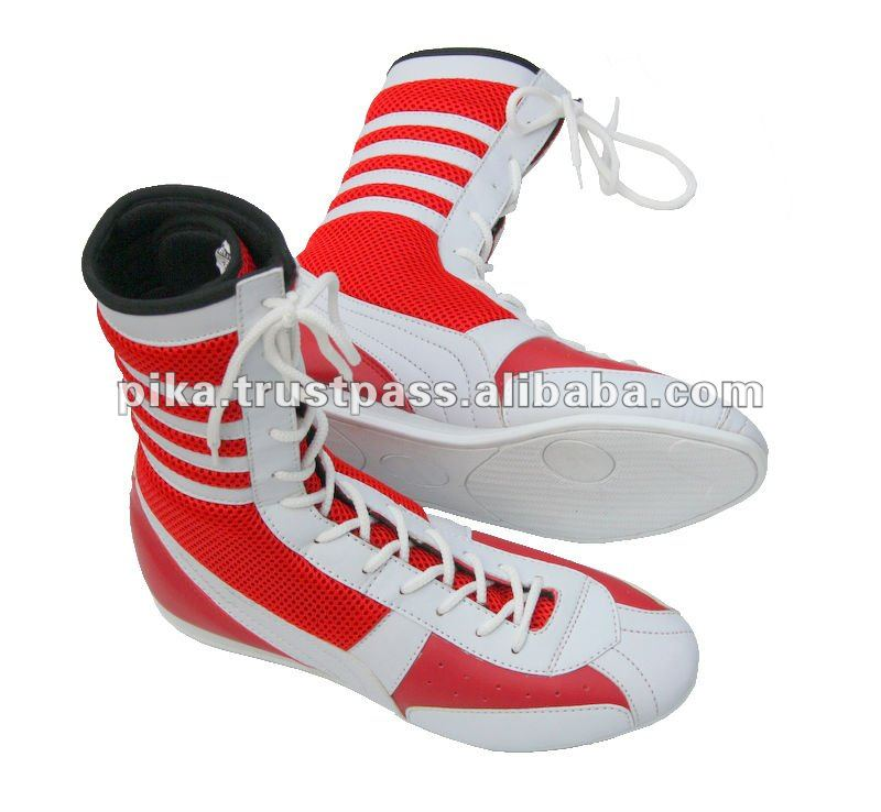 Leather Boxing Shoes