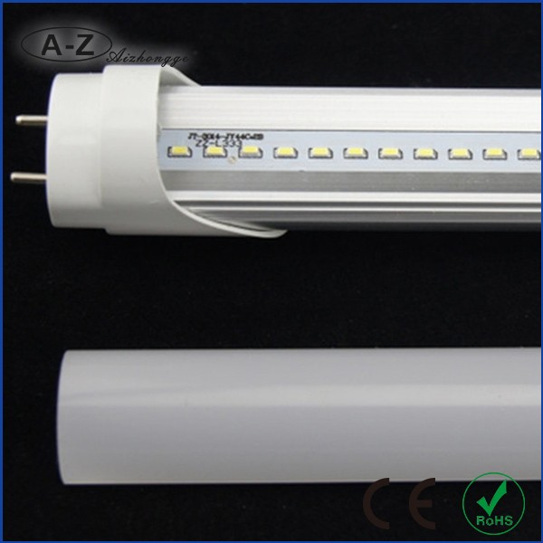 Factory Supplier 360 degree t8 red tube tuv led 8 of CE Standard