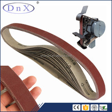 Butt Joint Aluminum Oxide Abrasive Sanding Belt Designed For Sanders