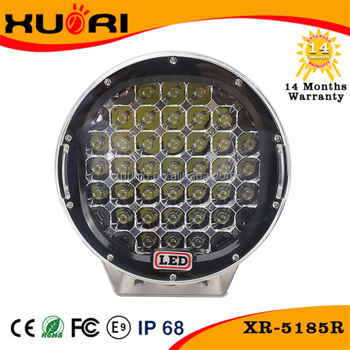 XR big discount high quality spot flood 185w led work light for ATV,Tracks,Tractor,4wd led track spot light