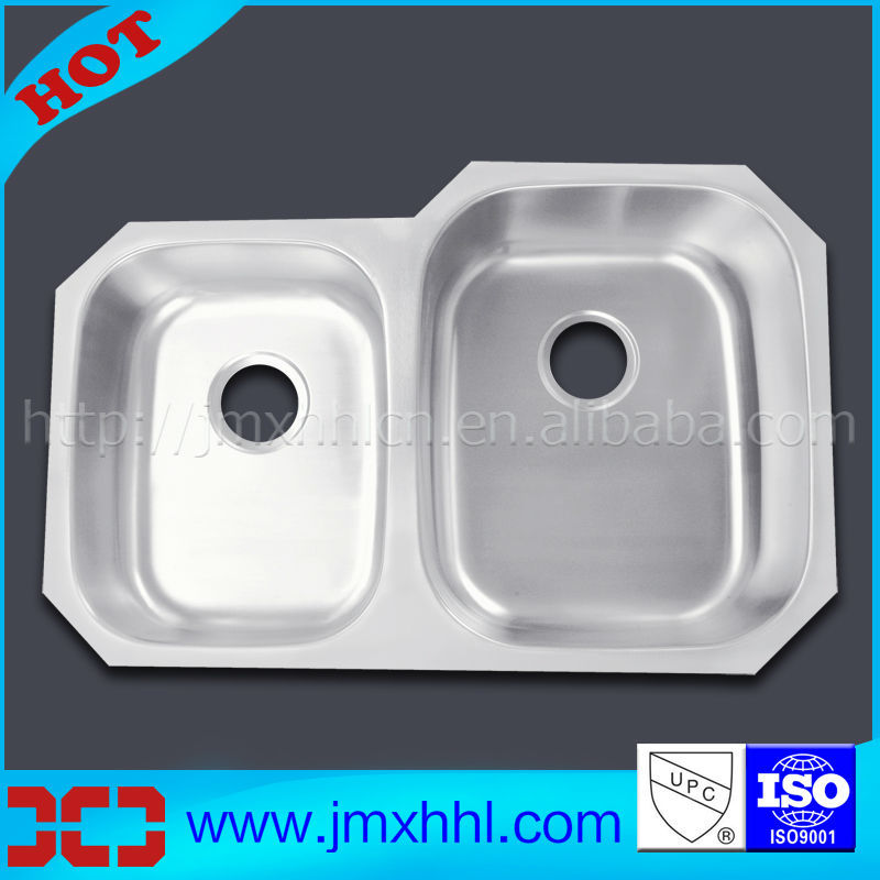 8252AR 18gauage Wash Basin kitchen Sink Stainless Steel Wash Trough