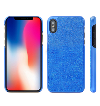 Whole sale free sample rock crystal stone mobile cover PC hare cases for iphone x